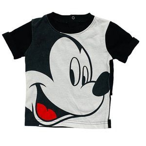 Disney B&W Mickey Mouse T-Shirt